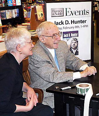 Hunter Book Signing